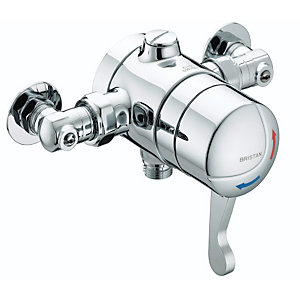 Bristan Gummers Opac TS15063 Exp Iso Lever Chrome Op TS1503ISOLC