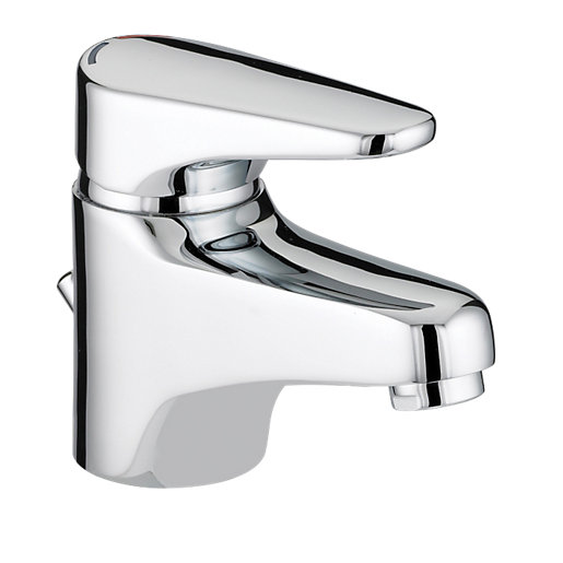 Bristan JU BAS C Jute Basin Mixer & Pop Up Waste Chrome