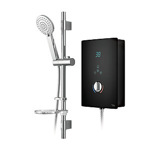 iflo Witham Electric Shower 8.5kW Black