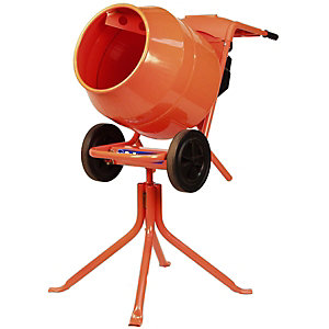 ALTRAD Belle Minimix 150 Electric Tip Up Cement Mixer 240V M16B