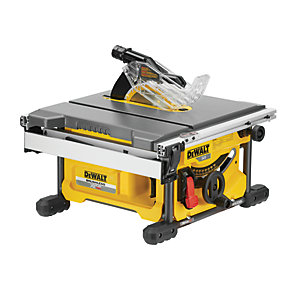 DeWalt XR 54V Cordless 210mm Li-Ion FLEXVOLT Table Saw Body Only DCS7485N-XJ