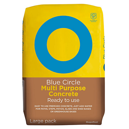 Blue Circle Multi Purpose Ready To Use Concrete 20kg