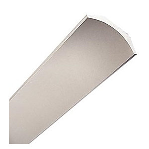 British Gypsum Gyproc Plaster Cornice C Profile Coving White 127mm x 3000mm