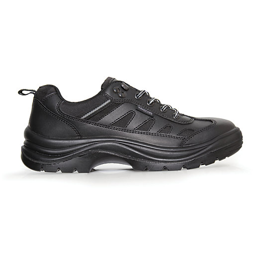 Wickes Canyon Safety Trainer Black Size 7
