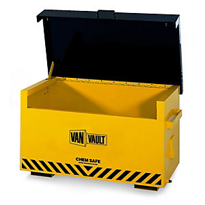 Van Vault Chem Safe Store Box