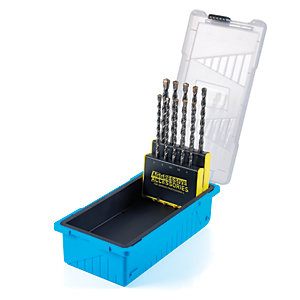PUNK 10 Piece Percussion Drill Bit Set