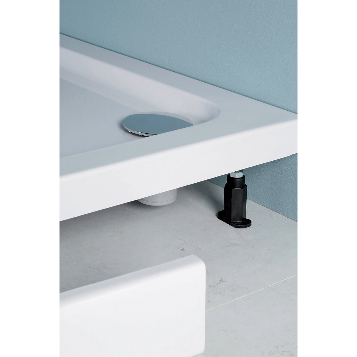Roca Carla Anti-slip Bath White 1700mm x 700mm A2374L3000 | Travis ...