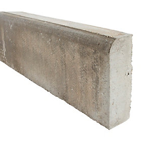 Bs Concrete Bull Nosed Path Edging Ebn 50mm x 150mm x 915mm