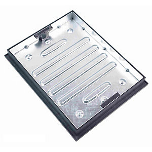 Clark-Drain 600 x 450 Recess Tray for Flagstones/50mm Block Paving CD790R