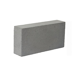 H+H Celcon Standard Aerated Concrete Block 3.6N 75mm Pack of 160