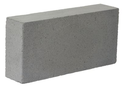 H+H Celcon Standard Aerated Concrete Block Grey 3.6N 440mm x 100mm x 215mm    Travis Perkins