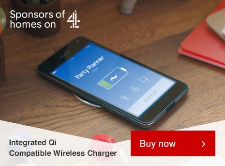 Intergrated Qi Compatible Wireless Charger for Mobile Phone and Smart Phones