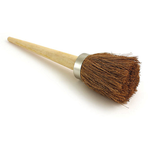 4Trade Short Handled Tar Brush