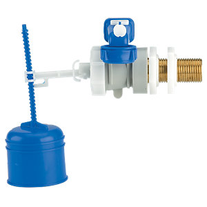 Dudley Hydroflo 324299 Professional Brass Tail Side Inlet Valve