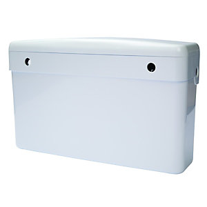 Dudley Slimline Low Level Cistern Side Entry 315262