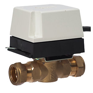 Danfoss HP28 Motorised Valve & Actuator 28mm