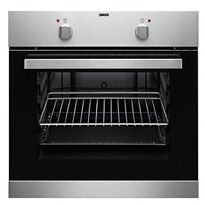 Zanussi Conventional Stainless Steel Electric Oven ZZB10401XV