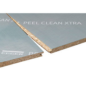 Egger Peelclean XTRA Tongue and Grooved Chipboard Flooring 22mm x 2400mm x 600mm