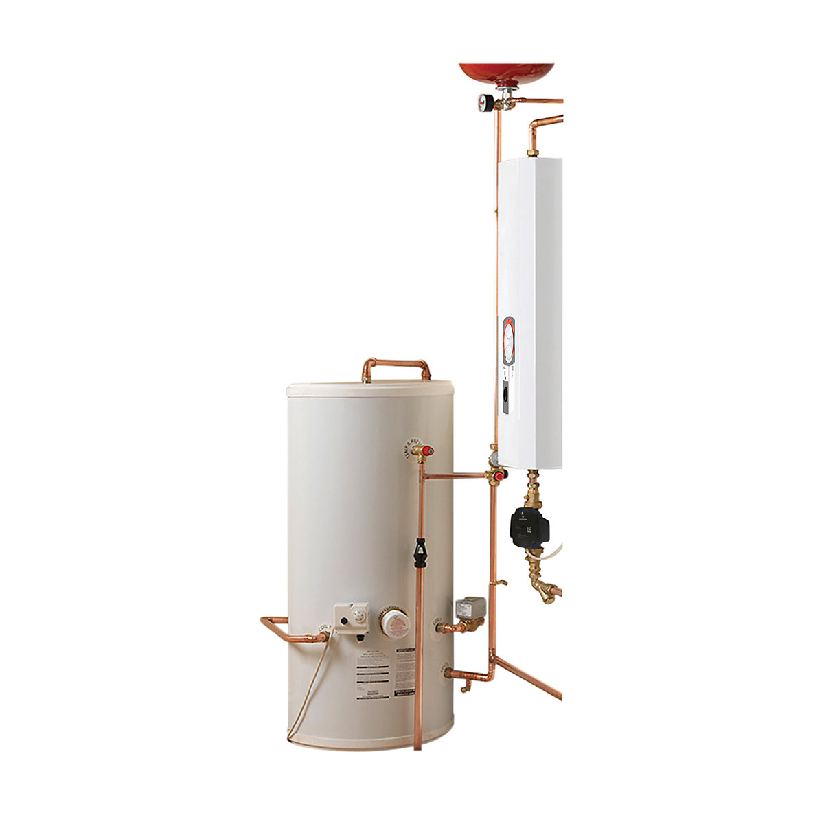 Electric Heating Company Compact CPSICOMP12/150 Electric Boiler ...