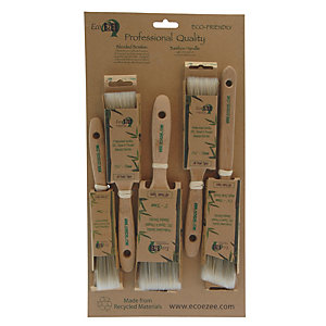 Eco Ezee 5 Brush Paint Set 1in / 2 x 1.5in / 2in / 1.5in (Sash)