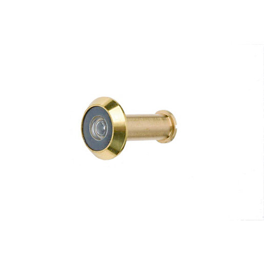 4Trade Door Viewer Brass