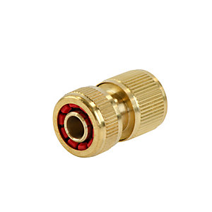 4TRADE LQ42SM Water Stop Hose Connector 140x31x79mm