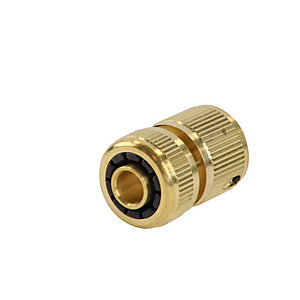 4TRADE LQ42M Hose Connector Without Water Stop 140x32x79mm