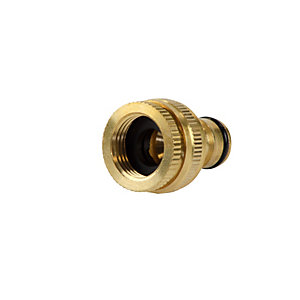4TRADE LQ01M 1/2in-3/4in Tap Connector 140x35x80mm