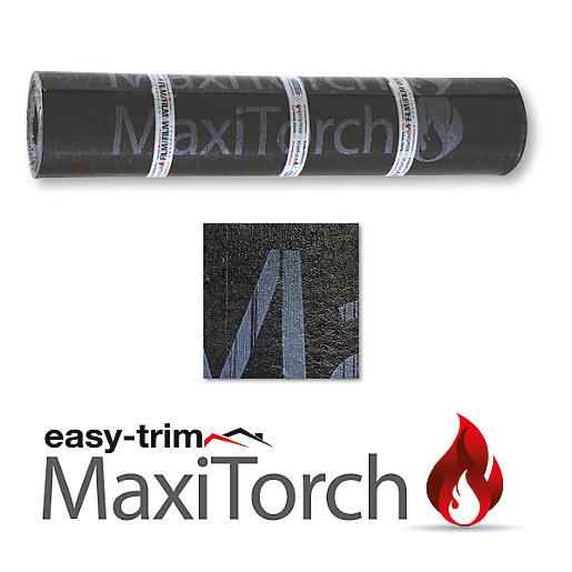 Easy Trim Maxi Torch Applied Unilay 1m X 16m