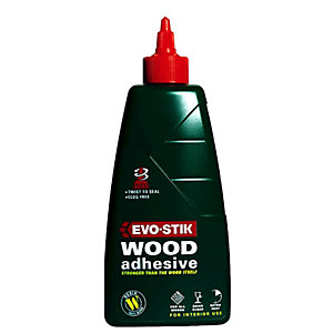 Evo-Stik Resin W Wood Adhesive 500ml