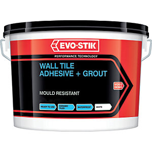 Tile Adhesive Amp Grout Fast Setting Floor Amp Wall Tile