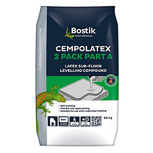 Cementone Cempolatex Two Part Levelling Compound Part A 23kg