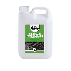 4Trade Brick and Patio Cleaner 2.5L - Pack of 6