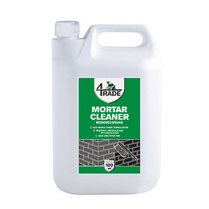 4Trade Mortar Cleaner 5L - Pack of 4