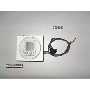 Viessmann Vitodens Digital Time Switch 7 Day 2 Channel 7296063