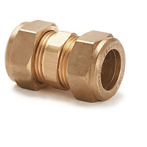Compression Straight Coupling 35mm