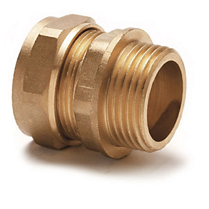 Compression Mi Coupling 35mm x 1-1/4 in