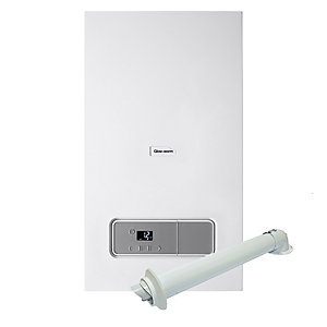 Glow-worm Energy 35C Combi Natural Gas Boiler with Horizontal Flue Erp 10015654