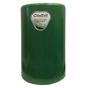 Gledhill Bdir20 Envirofoam Copper Part L Direct Grade 3 Lagged 117L 900x450mm Cylinder