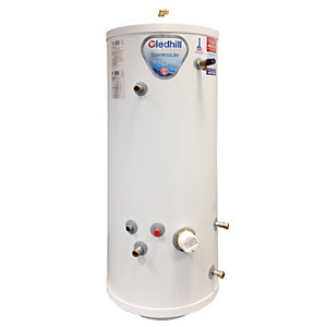 Gledhill Stainless Lite Indirect Stainless Steel Unvented Cylinder 210L ASL0055
