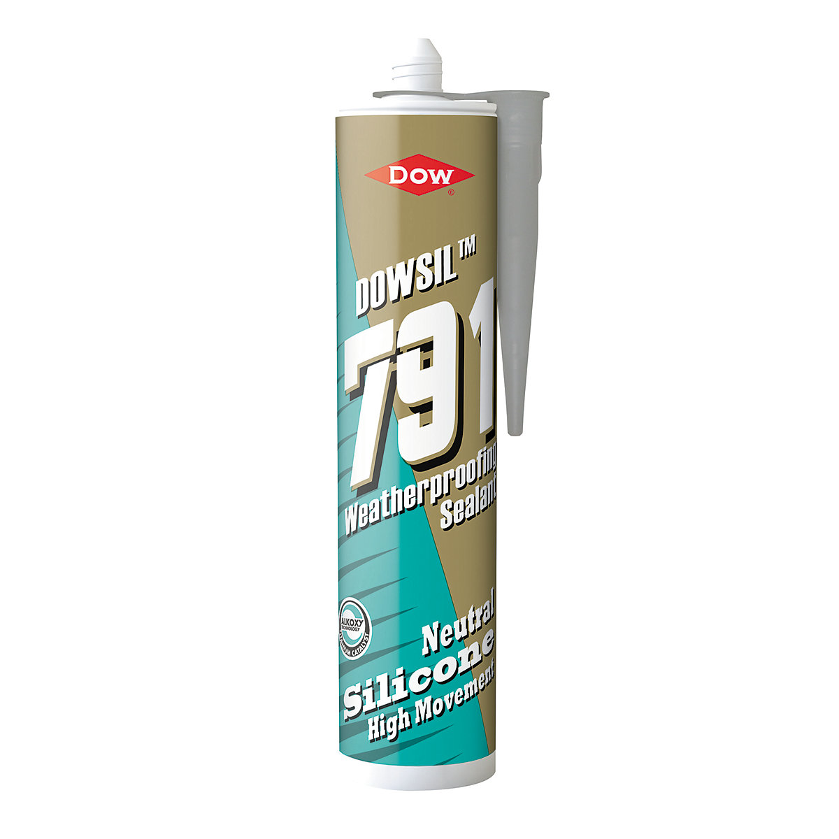 Dow Corning 791 Silicone Waterseal Sealant White 310ml Travis Perkins
