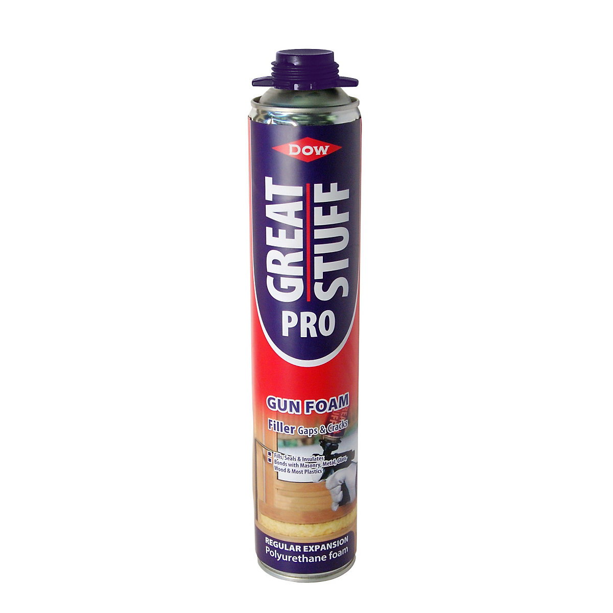 Great Stuff Pro Gun Foam Filler 750ml