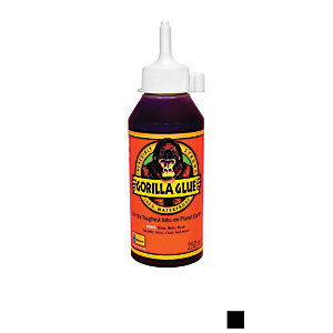 Gorilla Polyurethane Glue GG250 250ml - Pack of 6