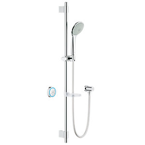 Grohe 36304000 Euphoria F-Digital Low Pressure Built-In Shower Set