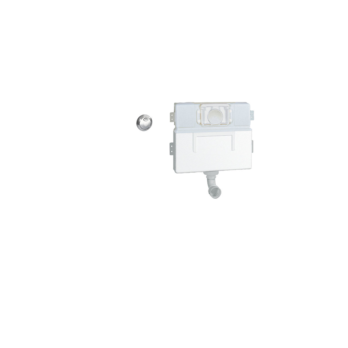 Grohe dual flush eau2 concealed cistern air button 38691000 grohe dual flush eau2 concealed cistern air button 38691000 pooptronica Image collections