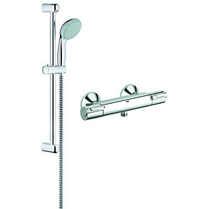 mixer showers showers enclosures city plumbing supplies. Black Bedroom Furniture Sets. Home Design Ideas