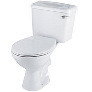 Twyford Option Close Coupled Cistern OT2421WH