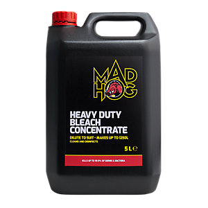 Mad Hog Heavy Duty Bleach Concentrate 5l