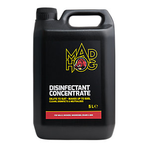 Mad Hog Heavy Duty Disinfectant Concentrated 5L