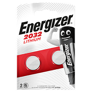 Energizer CR2032 Coin Battery PK2